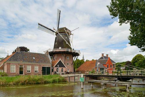 dorpskern-molen-bedum